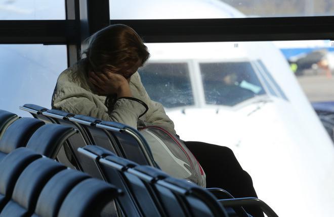 Трафик российских авиакомпаний в 2015 году остался неизменным