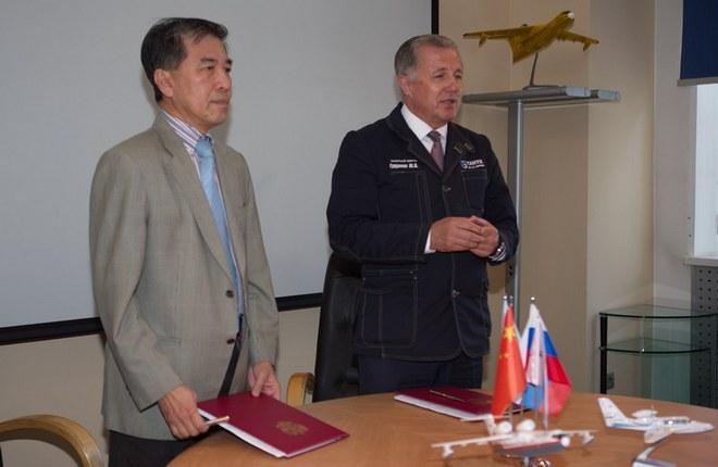 Китайский заказ на самолеты Бе-200 и Бе-103 перевели в твердую форму