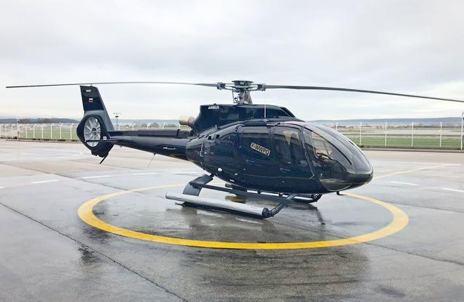 Вертолет H130