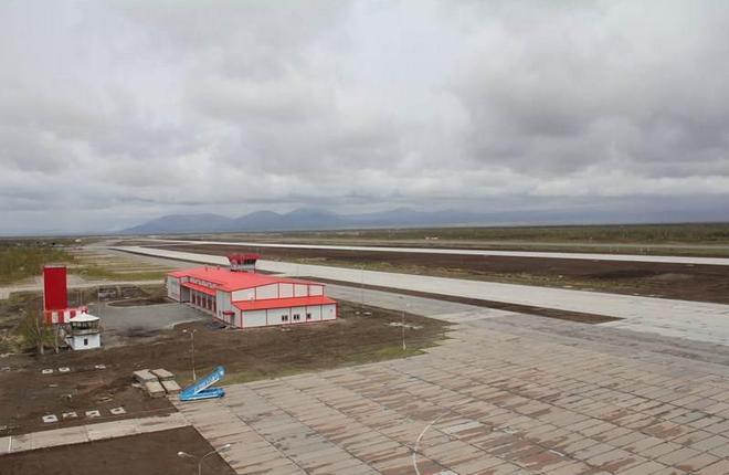 В аэропорту Петропавловска-Камчатского заработала обновленная ВПП