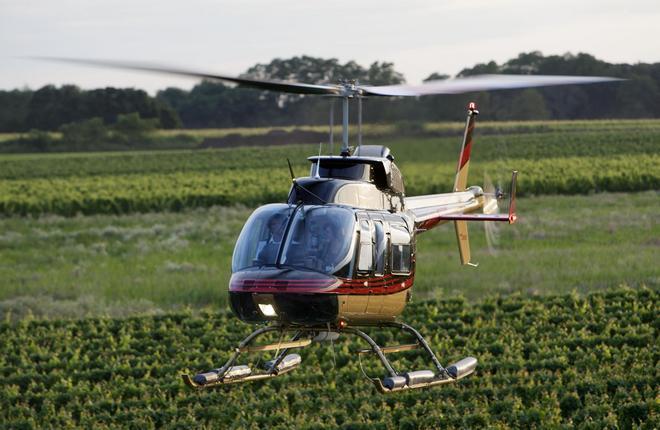 Bell Helicopters прекратит производство вертолетов Bell-206