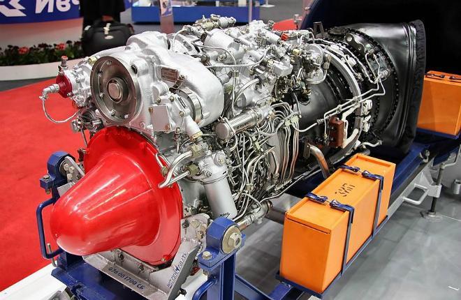 Двигатель ВК-2500