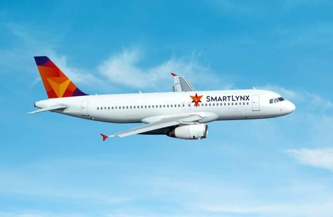 Авиакомпания SmartLynx Airlines