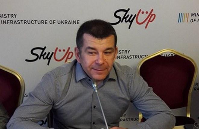 Юрий Альба, учредитель SkyUp