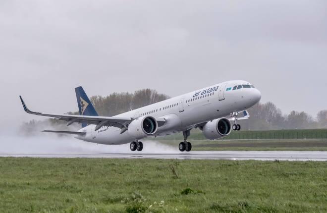 A321neo Air Astana