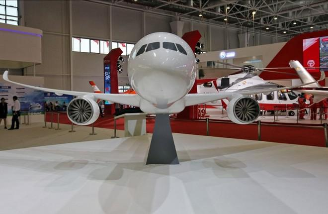 Проекту китайско-российского широкофюзеляжного самолета дали старт