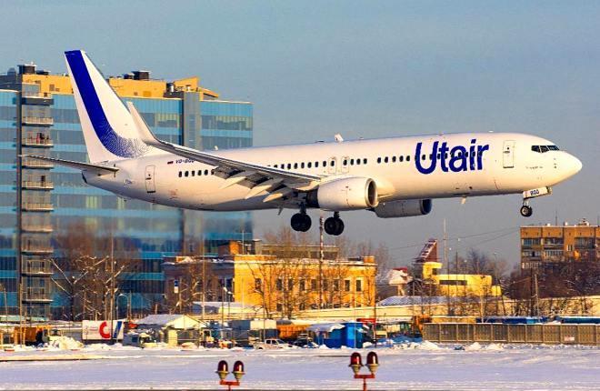 """737-800 """"ЮТэйр"""""""