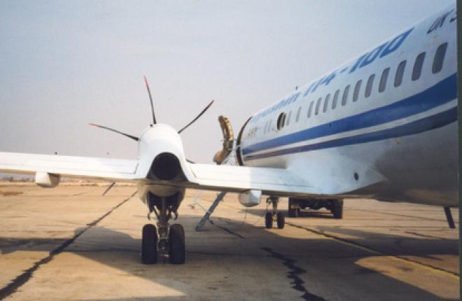 Узбекистан прекращает производство самолетов марки Ильюшин