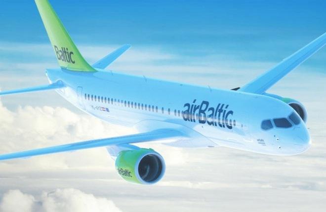 Magnetic MRO обслужит колеса на самолетах CS300 airBaltic