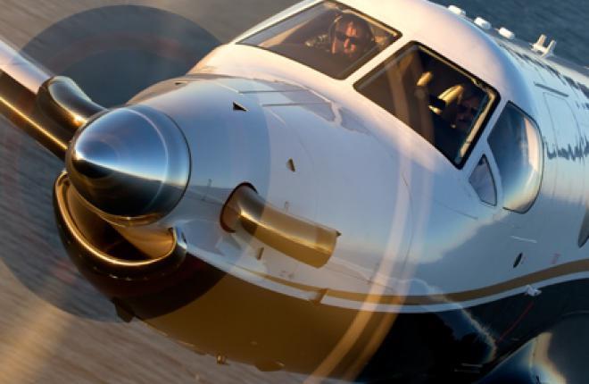 Самолеты Pilatus PC-12 налетали 5 млн часов