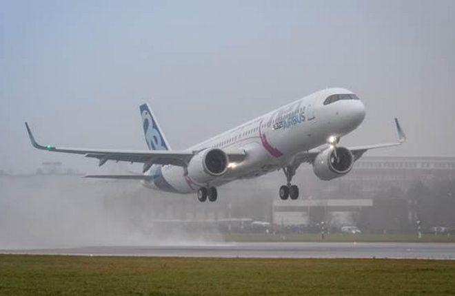 A321neo LR