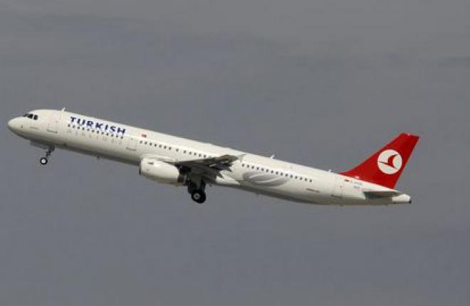 Новые A321 авиакомпании Turkish Airlines конкурируют в бизнес-классе