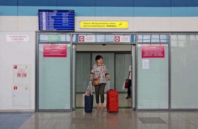 Международный аэропорт Владивостока (Кневичи)