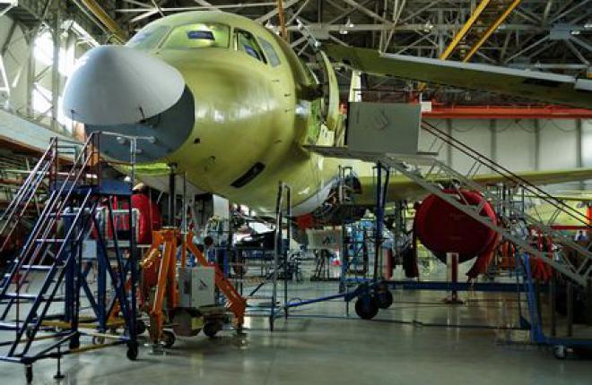 Китай будет делать запчасти для самолета Sukhoi Superjet 100