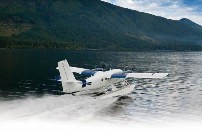 Viking Air анонсировала облегченную версию гидросамолета Twin Otter