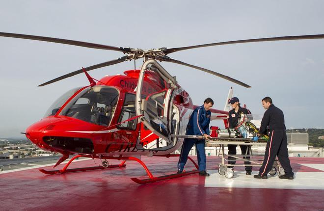 Bell Helicopter получил заказ из Китая на 100 вертолетов