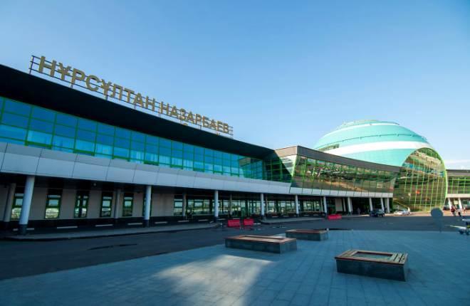 Аэропорт Нур-Султана