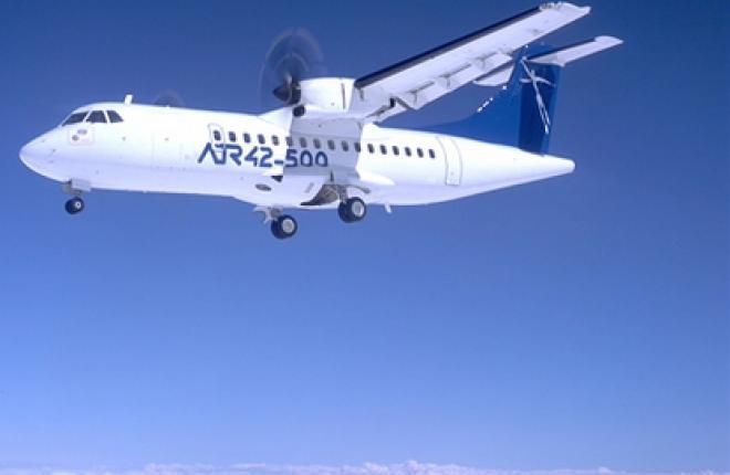 ATR получил сертификат EASA