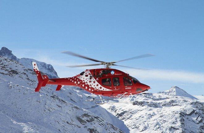 У трех моделей вертолетов Bell Helicopter увеличили грузоподъемность