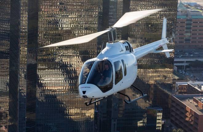 Вертолет Bell-505