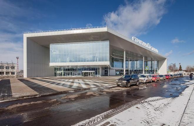 Новый терминал в аэропорту Стригино начал обслуживать рейсы
