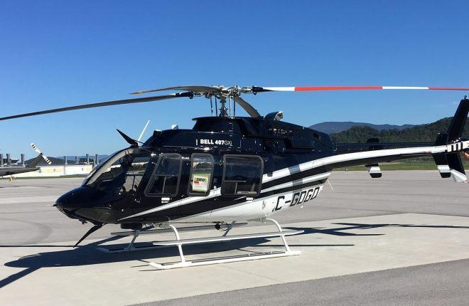 Вертолет Bell-407GXi