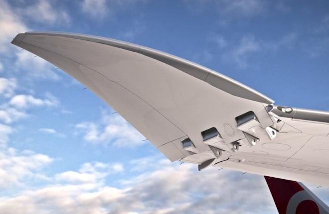 Самолет Boeing 777X