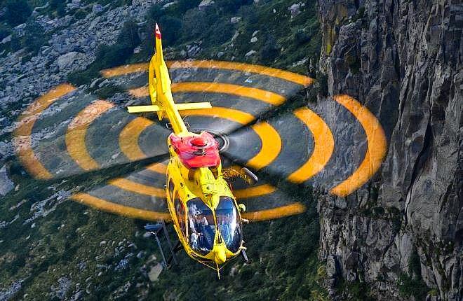 Вертолет производства Airbus Helicopters