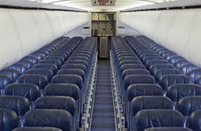 рост объемов авиаперевозок на фоне снижения эффективности