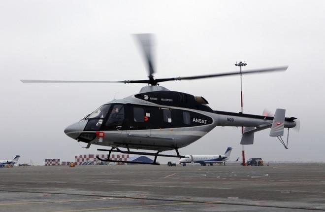 """""""Вертолеты России"""" продали в Китай еще 10 воздушных судов"""