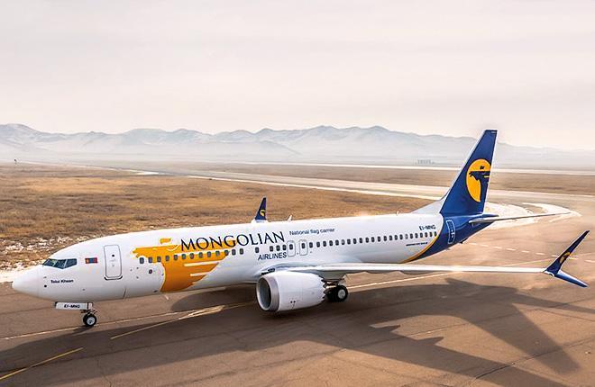 Первый Boeing 737MAX-8 для авиакомпании MIAT