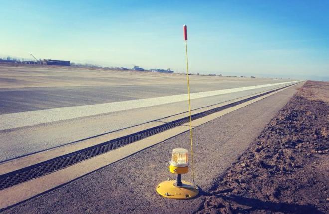 Новая ВПП аэропорта Улан-Удэ