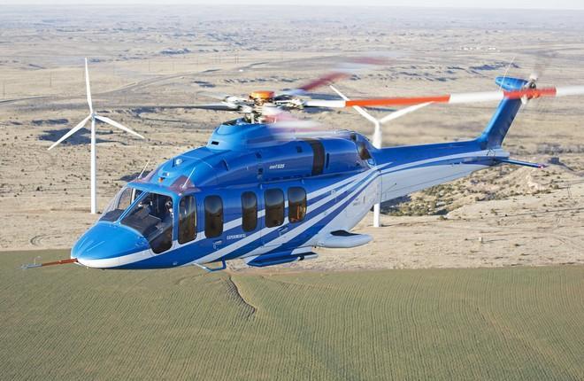Прототип вертолета Bell-525