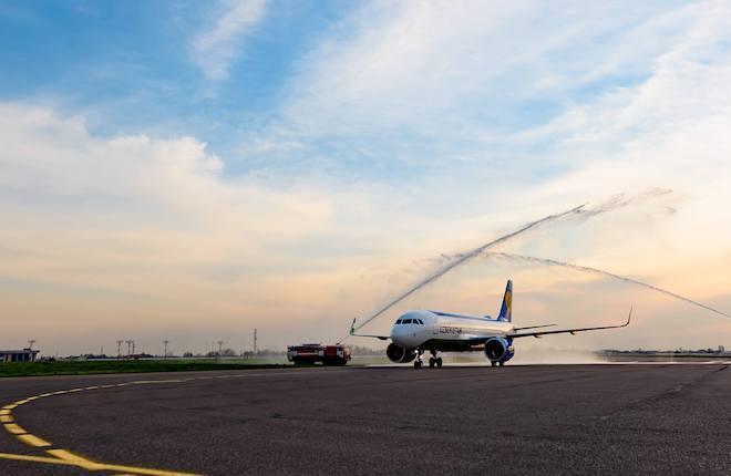 A320neo Uzbekistan Airways