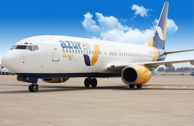 Авиакомпания Azur Air Ukraine осталась российской