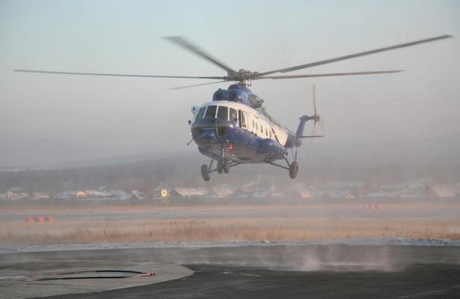 """""""Ангара"""" заказала вертолет для санитарных миссий"""