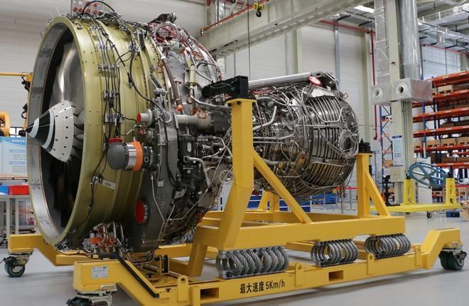 Демонстрационный образец двигателя CJ-1000AX