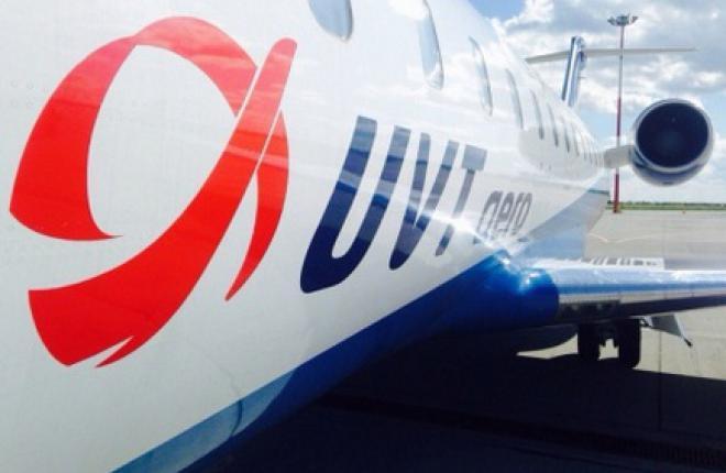 """Авиакомпания """"ЮВТ-Аэро"""" пополнила флот еще тремя CRJ200"""