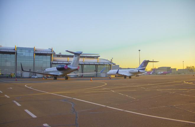 Аэропорт Киева Жуляны