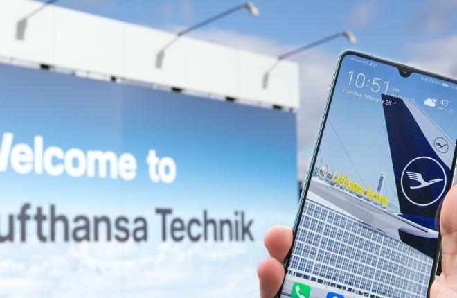 Мобильное устройство, подключенное к 5G