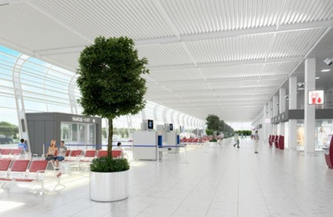 На реконструкцию аэропорта Храброво выделили еще 2 млрд рублей