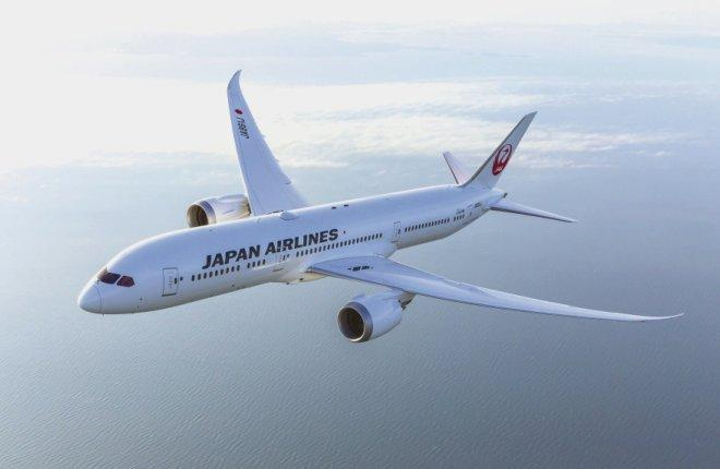 787 JAL