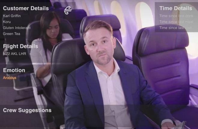 Бортпроводники Air New Zealand получат очки расширенной реальности