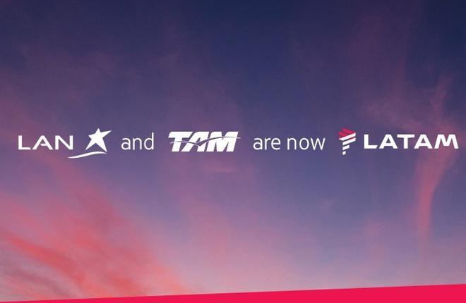 Южноамериканская авиакомпания LATAM Airlines представила новый бренд