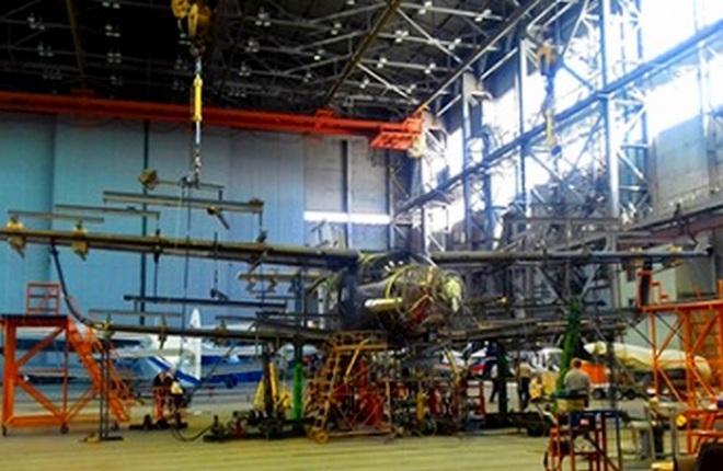 Цельнокомпозитный биплан на базе Ан-2 совершил первый полет