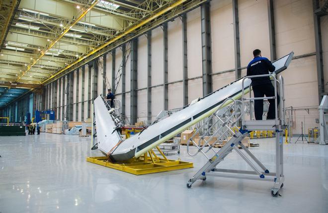 Серийное производство МС-21 начнется летом 2017 года