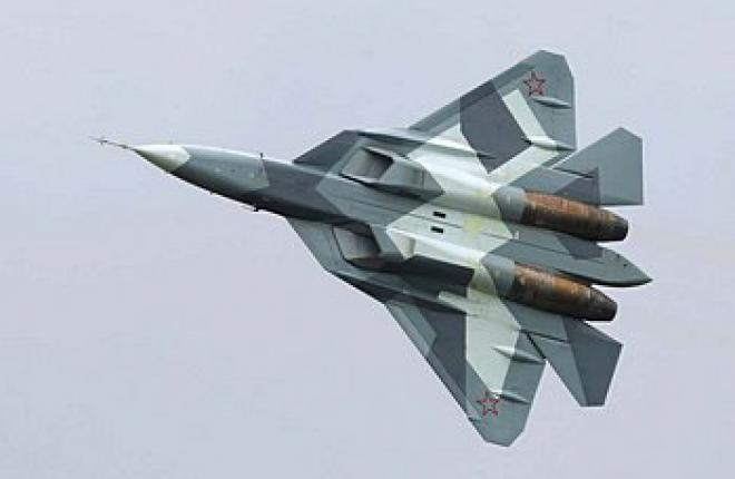 Sukhoi T-50's series production is expected to start in 2016
