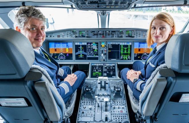 Экипаж airBaltic