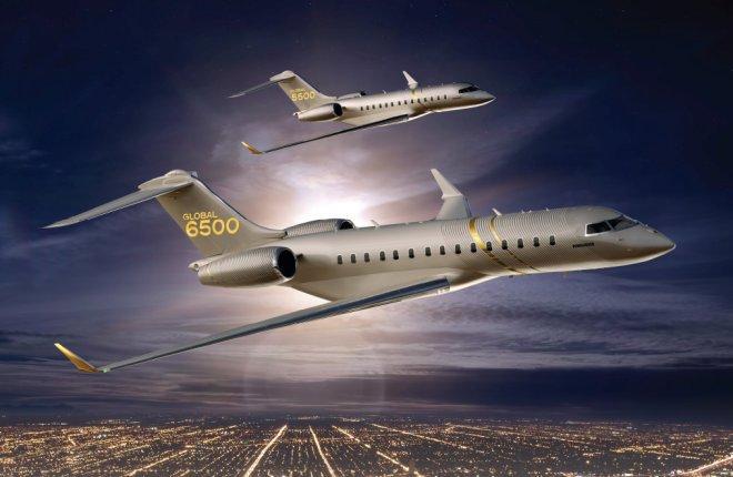 Global 5500 и Global 6500