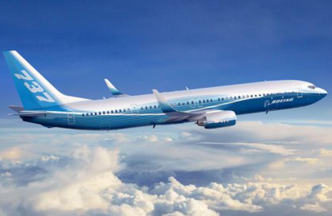 Портфель заказов на самолеты Boeing 737-900ER превысил 500 машин